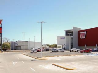 Centres commerciaux de style  par Helicoide Estudio de Arquitectura,