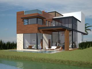 Country Village de ARC Arquitectos S.A. de C.V.