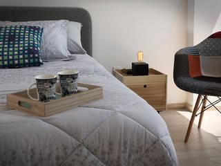 GAIA Minimalist bedroom