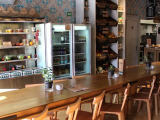 Restaurante Comedores mediterráneos de GAIA Mediterráneo