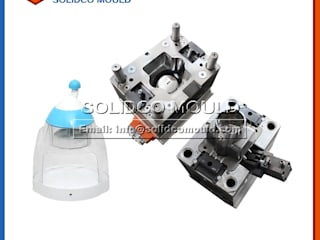 Plastic Injection Moulds Manufacturers by Taizhou Huangyan Solidco Mould Co