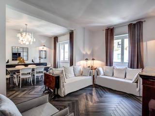 Salon classique par Studio Guerra Sas Classique
