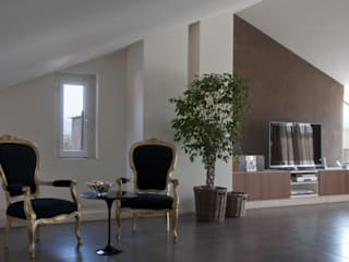 Modern living room by GIAN MARCO CANNAVICCI ARCHITETTO Modern