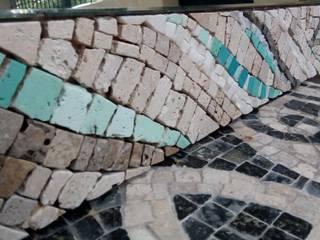 Espejo Grow:  de estilo  por GALIZIA V Mosaicos