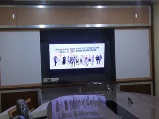 Interior Ruang Rapat MODE KARYA Study/officeAccessories & decoration Kayu Lapis Wood effect