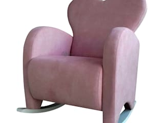 Decordesign Interiores Nursery/kid's roomAccessories & decoration Textile Pink