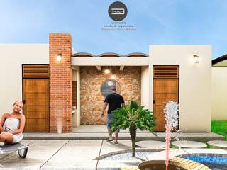 Proyecto Nuevo México Casas mediterráneas de Vintark arquitectura Mediterráneo