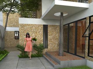 by Vintark arquitectura Середземноморський