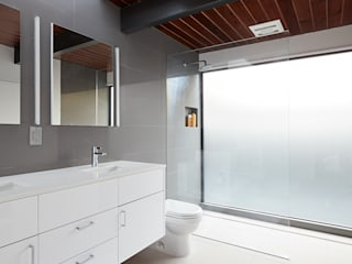 Modern bathroom by Klopf Architecture Modern