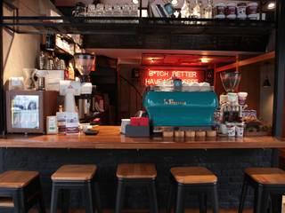 Alta Gracia Coffee House Zeitgeist Mimarlık Endüstriyel