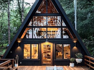Wooden houses by ENNA DECORATİON, Scandinavian