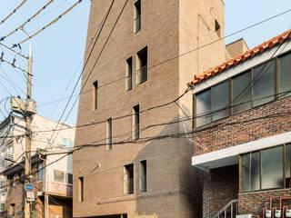 대조동 '칠월' 모던스타일 주택 by 서가 건축사사무소 모던