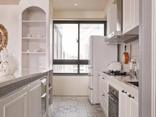 مطبخ تنفيذ 趙玲室內設計