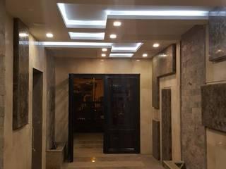 Casas modernas de 4walls Moderno