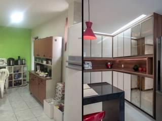 Kitchen units by Novità - Reformas e Soluções em Ambientes