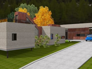 Houses by ARQvision BIM Sustainable Architecture