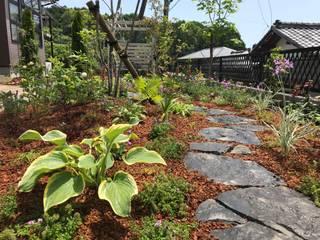 Jardin rural par 富士西麓ガーデン Rural