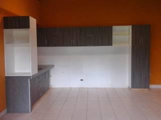 ARDI Arquitectura y servicios ครัวสำเร็จรูป แผ่นไม้อัด White