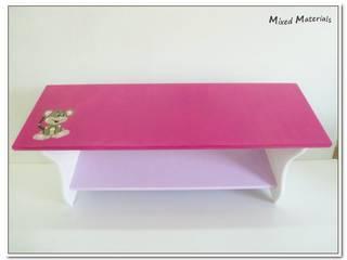 Kinder - Sitzbank  80 cm: modern  von Mixed Materials,Modern