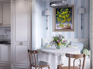 Dining room by B&D, Country