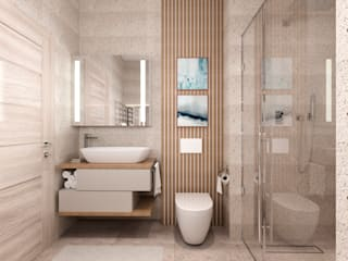 Bathroom by B&D, Modern