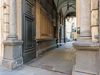 Vivere lo Stile Koridor & Tangga Modern