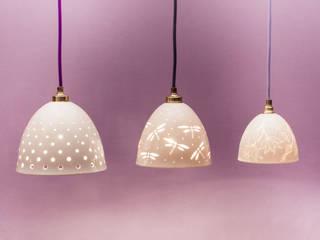 Lampenschirme von abendroth-porzellan Skandinavisch