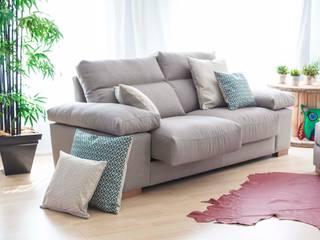 Ergo, el sofá que se adapta a ti de SOFFING Moderno