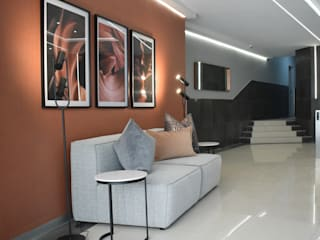 Serviced Rentals Lobby:   by Design Air