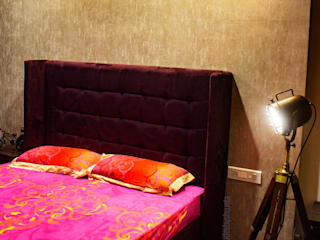 Luxury Classic style bedroom by shades - design studio by shweta Classic
