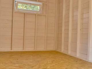 Caseta de madera como estudio de fotografia. de Construcción de casetas de Madera en Madrid Rural
