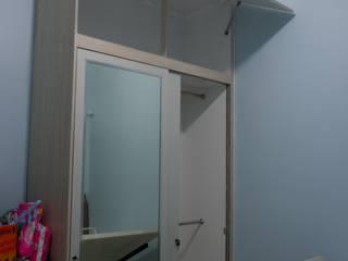 Tatami design СпальняШафи і шафи