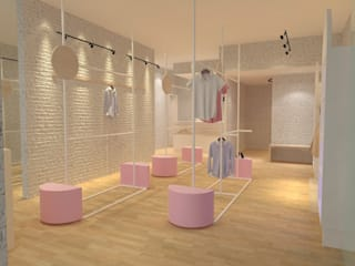 Clothes Store By Tatami Design Oleh Tatami design