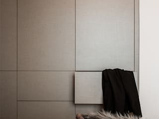 Dressing room by KODO projekty i realizacje wnętrz