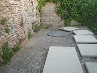 Jardín Atlántida. de Waterscales Moderno