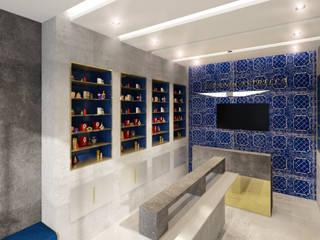 Mimayris Proje ve Yapı Ltd. Şti. – Espanol Estrella Mağazası Konsept Tasarımı: modern tarz , Modern