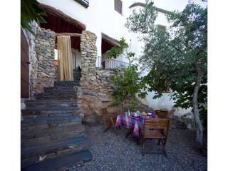 Vivienda y jardín. Casa de los Vientos de Waterscales Rural