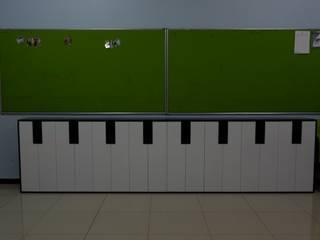Music Classroom - BSD : Sekolah oleh Tatami design,