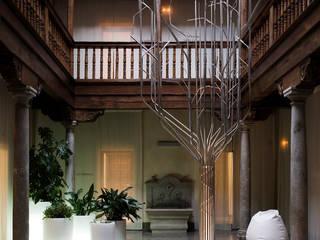 Arbol de los deseos. Jardines de estilo minimalista de Waterscales Minimalista