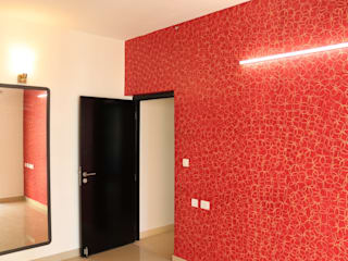 Walls by 72° N Design Studio Private Limited
