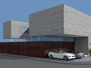 Casas Lucrecia de ARC Arquitectos S.A. de C.V.