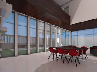 Sala Comedor de ARC Arquitectos S.A. de C.V.