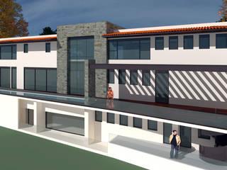 Pedregal de ARC Arquitectos S.A. de C.V.