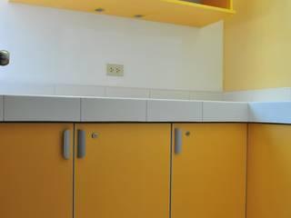 Mobiliario Kitchenet de Rodrigo León Palma Moderno