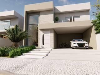 Samuel Alves Arquitetura Moderne Häuser