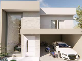 Samuel Alves Arquitetura Modern home