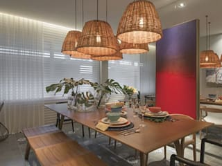 Modern dining room by Spengler Decor Modern