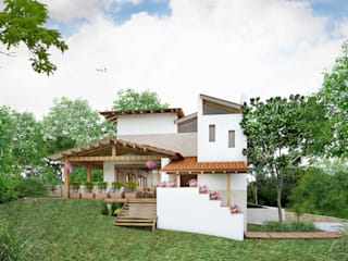 CASA Q.B. de JEP arquitectos Mediterráneo