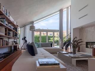 Casa com Alma: Salas de estar  por MY STUDIO HOME - Design de Interiores