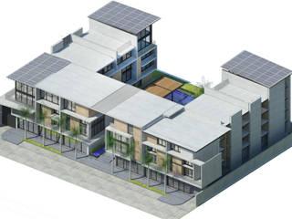 Porto Marina Mazatlán de JEP arquitectos Moderno